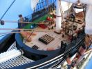 USS Constitution Limited Tall Model Ship 30""