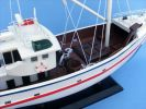 Wooden Fine Catch Model Boat 17""