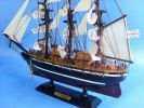 Wooden Cutty Sark Tall Model Clipper Ship 14""