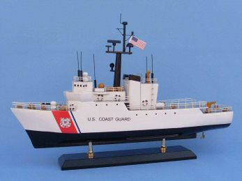 United States Coast Guard USCG Medium Endurance Cutter Model Ship 18""