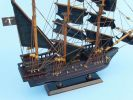 Wooden John Halsey's Charles Pirate Ship Model 14""