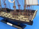 Wooden Santisima Trinidad Tall Model Ship 20""