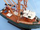 Wooden Andrea Gail - The Perfect Storm Model Boat 16""
