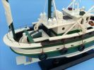Wooden Finally Fishing Model Boat 18""