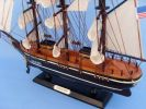 Wooden Star of India Tall Model Ship 20""