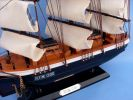 Wooden Flying Cloud Tall Model Clipper Ship 20""
