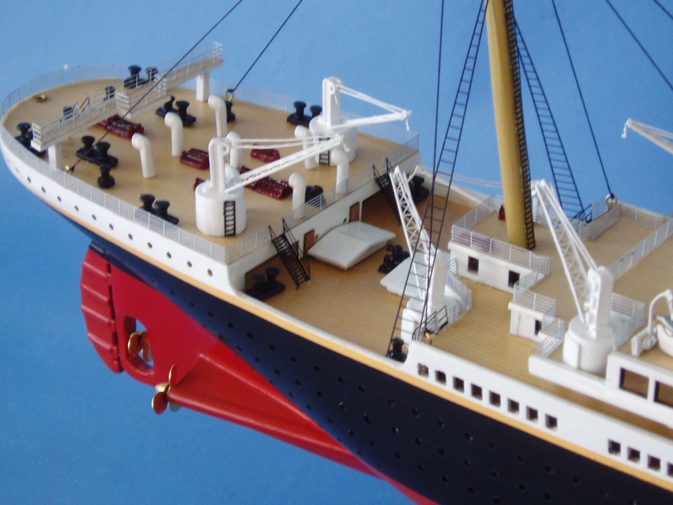 Ready To Run Remote Control Rms Titanic Limited 40 Quot