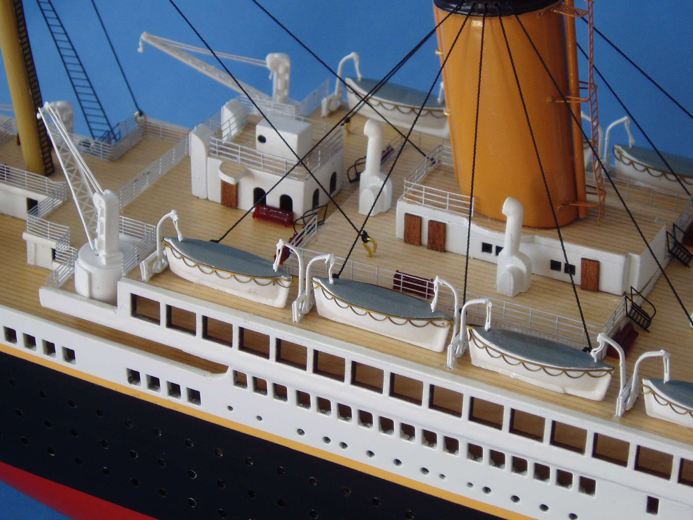 Rms Titanic Limited Model Cruise Ship 40 Quot