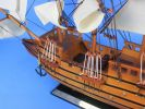 Wooden Mel Fisher's Atocha Model Ship 20""