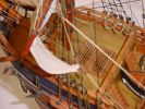 Wooden Berlin Tall Model Ship 30""