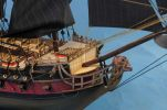Blackbeard's Queen Anne's Revenge Limited Model Pirate Ship 36""