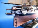USS Constellation Limited Tall Model Ship 37""