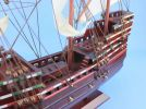 Wooden Mayflower Tall Model Ship 20""