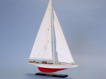Wooden Ranger Limited Model Sailboat 26""