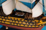 HMS Victory Limited Tall Model Ship 21""