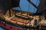 "Calico Jack's The William Limited Model Pirate Ship 36"" - Black Sails"