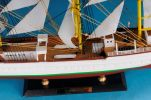 Danmark Limited Tall Model Ship 21""