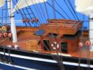 Wooden Star Of India Tall Model Ship 30""